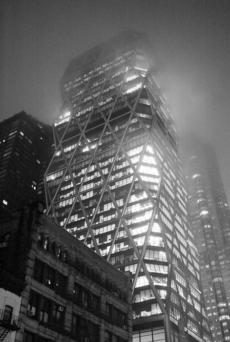 Hearst Tower NY
