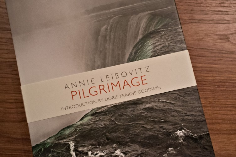 """Pilgrimage"" book cover"